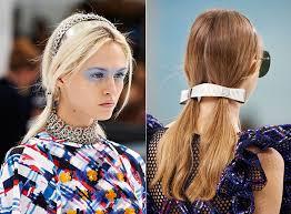 Hairstyle Trends 2016 spring 2016 hairstyle trends best hair on the spring runways 6716 by stevesalt.us