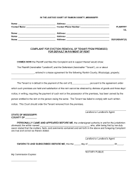 notice to owner form florida eviction notice form florida resume examples