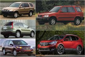 QOTD: Was The First Honda CR-V The Best Honda CR-V?