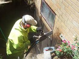 installing a basement window for egress