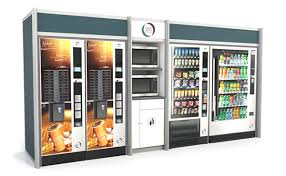 Hot Drinks Vending Machine Interesting Banked Vending Machine Housing CVSComplete Vending Services