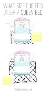 8 10 rug under queen bed area rugs beds for the best