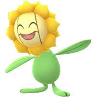 Pokemon Go Sunflora Max Cp Evolution Moves Spawn Locations
