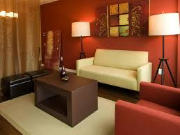 Yellow And Red Living Room Red Wall Decor For Living Rooms Living Room Design Ideas