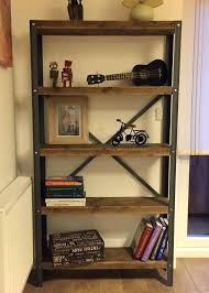 industrial style shelving amazing modular desk west elm intended australia