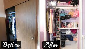 DIY: Easy Affordable Ways to Renovate, Decorate and Organize Your Closet! -  YouTube