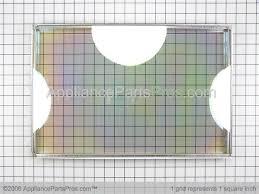 ge wb55t10067 oven door window pack