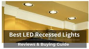 the 8 best led recessed lights reviews