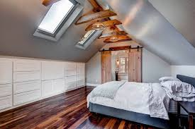 attic master bedroom. amazing master bedroom loft conversion love the colour scheme exposed beams and flooring looks attic o