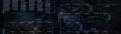 Star Trek Warp Speed Chart Star Trek Galactic Star Chart Images Wallpaperfusion By