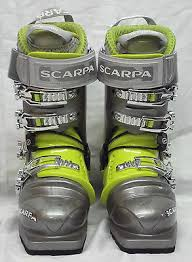 Scarpa T1 Tele Boot Womens Size 24 0 New 479 00