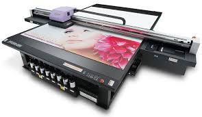 <b>JFX200</b>-<b>2531</b> Series flatbed UV LED printer