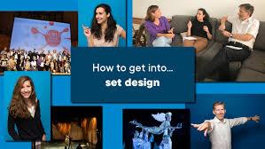 Female Set Designers How To Get Into Set Design News Charcoalblue