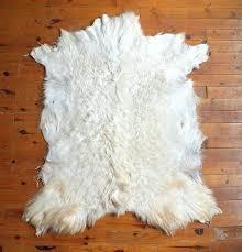 goat skin rug image 0 goat skin rug uk