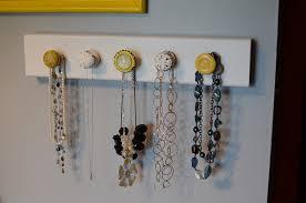 Diy Jewelry Organizer Jewelry Organizer Diy For Fun Tips Hanging Jewels