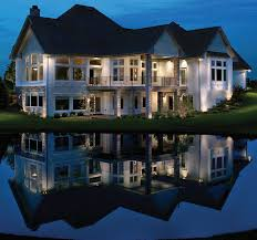 beautiful outdoor lighting. add security to your seattle home or business with beautiful outdoor lighting c