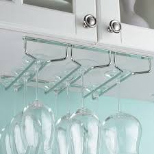 Found it at Wayfair - Hanging Wine Glass Rack