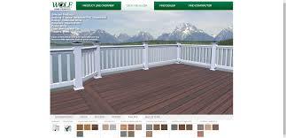 Deck Design Tool Web Based Deck Design Tool For Residential Pros