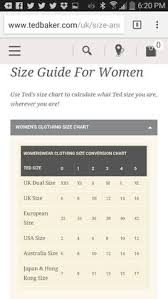 Alice Mccall Size Chart 8 Best Size Guide Images Body Measurements Clothing Size