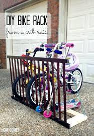 wooden bike rack diy bikes racks to keep your ride steady and safe regarding wooden bike wooden bike rack