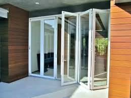folding glass door cost glass doors exterior folding doors door beautiful exterior doors design creative folding glass door cost