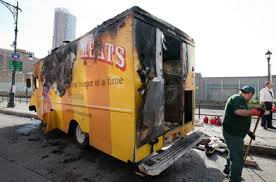 how to build a food truck yourself a simple guide on fire food truck