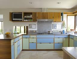 Mid Century Kitchen Mid Century Kitchen Cabinets 2017 Alfajellycom New House Design