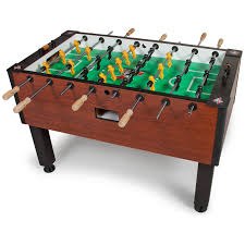 Miniature Wooden Foosball Table Game What is Foosball Also Known As Table Soccer Find Out The Basics 89