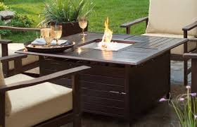 outdoor patio and backyard medium size firepit outdoor patio natural gas fire pit table round wood
