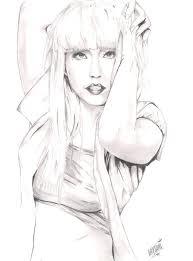 lady gaga coloring pages. Perfect Gaga Lady Gaga Coloring Pages Colouring For A