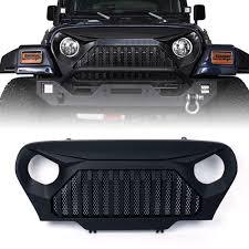 Gladiator Grille for Jeep Wrangler TJ 1997-2006   Xprite