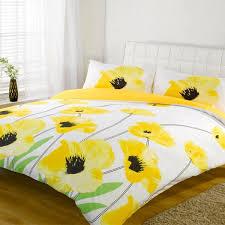 yellow duvet sets