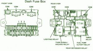 1989 honda accord dx under dash fuse box diagram circuit wiring 1989 honda accord fuse box diagram at 1989 Honda Accord Fuse Box