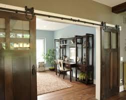 Modern Barn Doors Exterior Exterior Doors Ideas
