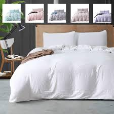simple style 2018 polyester cotton hotel duvet cover set twin queen king duvet covers home bedding set duvet cover set 3 pcs duvet cover set duvet