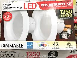 led recessed lighting costco with feit electric led 6 inch retrofit kit 2 pack weekender and 14 on 1600x1200 light 1600x1200px