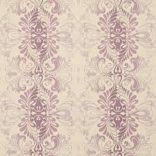 What Is Damask Free Download Home Decorating Wallpaper Fitzroy Amethyst