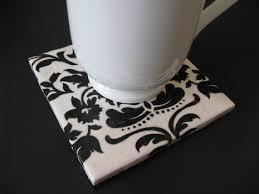Decorative Tile Coasters Video Using Paper Napkins to Make Decorative Tile Coasters 67