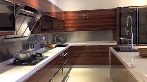 High Gloss Kitchen Doors Jisheng Uv High Gloss Kitchen Cabinet Designs Youtube