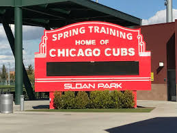 Sloan Park Arizona Seating Chart Insiders Guide To Chicago Cubs Spring Training Cubs Insider