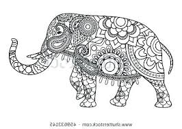 Indian Elephant Coloring Pages Printable Dwcp Indian Coloring Pages