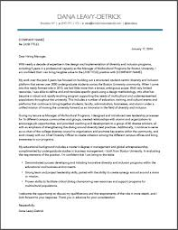 Cover Letter Boston University Cover Letter Manager Of Diversity Programming Brooklyn Resume