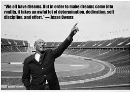 Jesse Owens Quotes Impressive Jesse Owens Quote 48 Olympic Games Inspirational Great Athlete