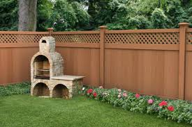 Beautiful Vinyl Privacy Fence Ideas Build Designs Intended Decor