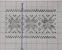 11 Best Photos Of Patterns For Knitting Graph Paper Free Printable