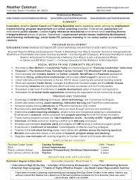 training specialist resume training specialist resume pdf