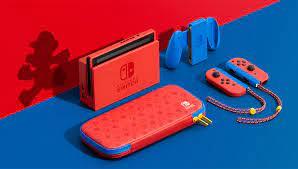 schicke Nintendo Switch Special Edition ...