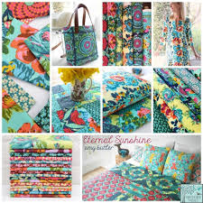 Amy Butler Home Decor Fabric Amy Butler Eternal Sunshine Fabric Collection