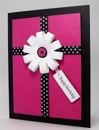 Best 25 Handmade Birthday Cards Ideas On Pinterest  Diy Birthday Card Making Ideas For Birthday
