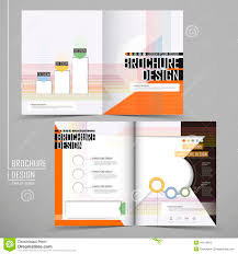 Vector Brochure Layout Design Template Stock Vector - Image: 41119916